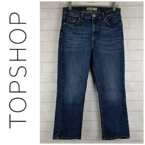 Topshop Moto Dree Jeans
